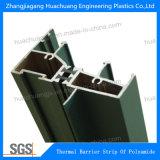 Profil de Polyamide cassé thermique personnalisés pour des murs-rideaux