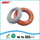 Collegare del riscaldamento del silicone incagliato rame flessibile di UL3136 300V 150c