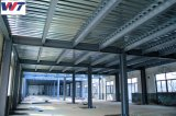 La fabricación de Q235 P345b la construcción de acero estructural