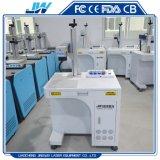 machine de marquage au laser à fibre Jingwei de l'usine pour les métaux et matériaux non métalliques avec ce FDA FCC