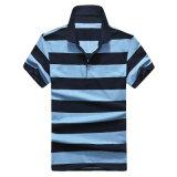 Faixa de moda casual de Camisa Camisa camisa Polo casual para homens