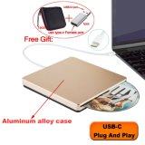 CD van USB C DVD de Aandrijving van de Brander voor MacBook Pro