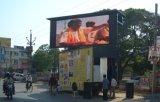 Haute luminosité P15 Affichage LED de la publicité extérieure