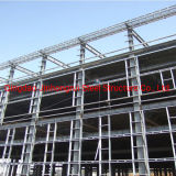 Prefabricated 강철 프레임 건축 공장 강철 구조물 창고