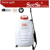 18L de alta a atomização Electric/Bateria Backpack/Mochila pulverizador agrícola Manual (SX-MD18H)