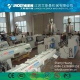 PP PE de alta velocidad de PVC de pared simple/doble tubo corrugado de la extrusión de plástico de la máquina Línea de producción con CE