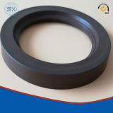 Viton FKM eje giratorio el labio de goma de elastómero de retén de aceite