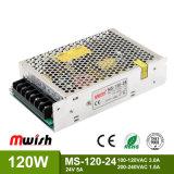 Регулируемое напряжение 120W 12V светодиодный индикатор блока питания с маркировкой CE RoHS