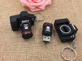 O PVC macio de silicone / A unidade Flash USB da câmera 4GB/8GB/16GB/32GB/64GB USB 2.0