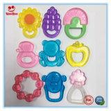 Iniezione sicura approvata dalla FDA Teether dell'acqua del bambino con la maniglia