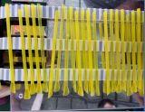Colher de plástico máquina de Palha