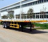 Camião reboque Flatbed 40FT, Semi reboque, semi reboque