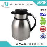 doppel-wandiger Wasser-Vakuumkaffeethermos-Krug des Edelstahl-2014popular (JSCF012)