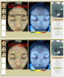 Equipamento facial da beleza do analisador da pele de Digitas