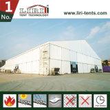 eventos ao ar livre gigantes de alumínio da feira de comércio da barraca do famoso do PVC de 50m