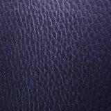 SGSの金の証明の製造業者Z077袋の革方法人および女性のバックパックのスーツケースの革PVCレザーPVC革