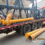 Pianta d'ammucchiamento concreta mobile di Yhzs 35m3/H della fabbrica del calcestruzzo prefabbricato da vendere