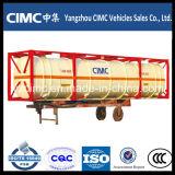 Cimc LPGの貯蔵タンク容器40フィートのISOタンク