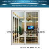 Portello di alluminio del metallo per le decorazioni interne ed esterne
