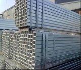 Q235 tubo d'acciaio quadrato galvanizzato materiale d'acciaio 50X50mm