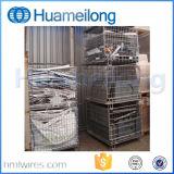 Lager-Metallfaltender Draht-Speicher-Rahmen