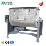 Horizontal eficiente máquina mezcla plástica
