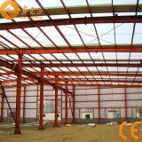 Almacén prefabricado de la estructura de acero (SS-380)