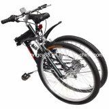 "Mountain 26의 "" 접히는 Bicycle 7 속도 Foldable Bike Black MTB Sport Fold"