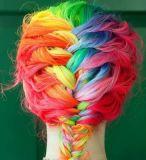 、魔法の毛カラーシャンプー受諾可能な、OEM毛Shampooingの間に7分に停止する速い毛