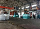 Высокая машина прессформы дуновения цистерны с водой выхода с машиной цены по прейскуранту завода-изготовителя