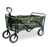 Ultra léger déplacement multi fonctionnelle de l'utilitaire Outdoor Camping Wagon de pliage