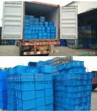 Haltbarer Plastikspeicherumsatz-Logistik-Behälter