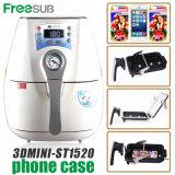 Freesub 3D 전화 상자 진공 열 압박 승화 기계 (ST1520-C1)