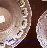 최신 인기 상품 유리 그릇 또는 과일 그릇 또는 사라다 그릇 또는 가정 훈장