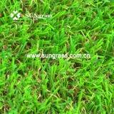 het Kunstmatige Gras van de Vrije tijd van de Tuin van het Landschap van 45mm (sunq-AL00070)