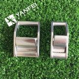 25mm de Gesp van de Nok van het Roestvrij staal