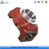 ISO9001 Ts16949 Pecisionの鋳造の機械装置の金属の鋳造の砂型で作る部品