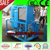 Máquina de última tecnología de purificación de aceite, aceite lubricante (aceite hidráulico) Purificador