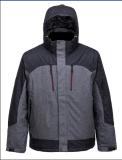 남자의 옥외 견주 재킷