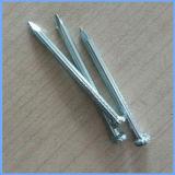 Chiodo d'acciaio Zinc-Plated duro del calcestruzzo della massoneria