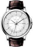 Quarta Watch, l'homme, en cuir véritable Watch Watch (13603sg)
