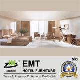 Jumeau-Lit de niveau de meubles d'hôtel d'étoile réglé (EMT-B0658)