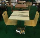 Tabella pranzante e presidenza di legno laminate per il ristorante