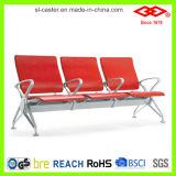 赤いPUの座席の公共の待っている椅子(SL-ZY035)