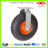 260mm 회전대 압축 공기를 넣은 피마자 바퀴 (P760-15F260X70)