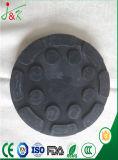 NR rubberStootkussens met de Plaat van het Staal voor het Opheffen van de Auto