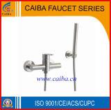 Alta qualidade Stainless Steel Bathroom Shower Faucet em Brushed