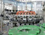 Пэт бутылки безалкогольных газированных напитков воды в жидкой фазе машина безалкогольные напитки соды и воды заправочной станции