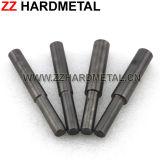 O quadril de Zhuzhou expulsou carboneto Rod do sólido de 330mm