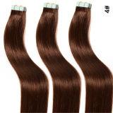 工場価格テープ毛の拡張インドのRemyの毛の拡張テープ